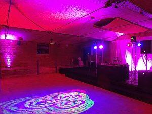 Hochzeits DJ in NRW mit MovingHead