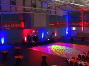 Corporate Event DJ NRW mit Veranstaltungstechnik