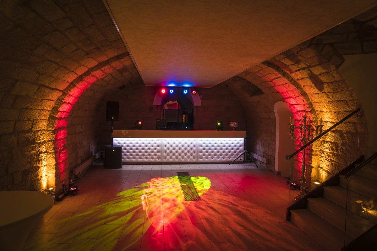 Lichttechnik DJ Hochzeit NRW